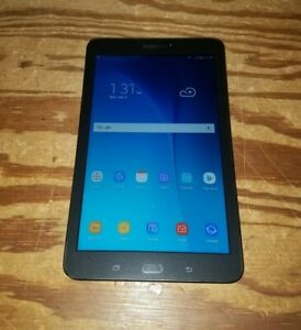 Details about Samsung Galaxy Tab E 16GB(SM-T337P) Black- 4G+Wifi- Sprint-  Fully Functional