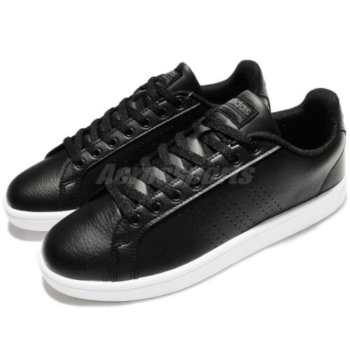 Shoe Advantage Black Cloudfoam Adidas Aw3915 Sneaker Neo Men Leather Clean White pFRc84c