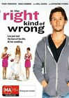 The Right Kind Of Wrong (DVD, 2014)