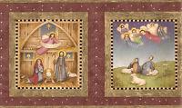 Religious The 3 Wise Men Plus M Wallpaper Border Wall