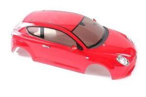 Tamiya-RC-Car-Body-1-10-Scale-Alfa-Romeo-MiTo-Body-Parts-Red-Finished-84278