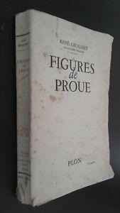 Figuras-Cabeza-Rene-Grousset-1949-Pin-Plon-A-Paris-ABE