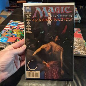 Magic The Gathering Comicbooks - Armada Comics - Choose From Drop-Down List