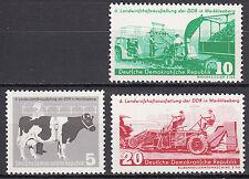 DDR 1958 Mi. Nr. 628-630 Postfrisch ** MNH
