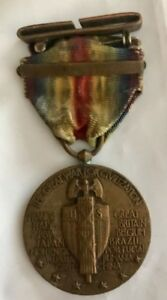 THE GREAT WAR MEDALLION