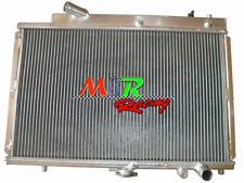 for MAZDA FAMILIA GTX 323 PROTEGE LX 1.8L BP 1989-1994 aluminum radiator new
