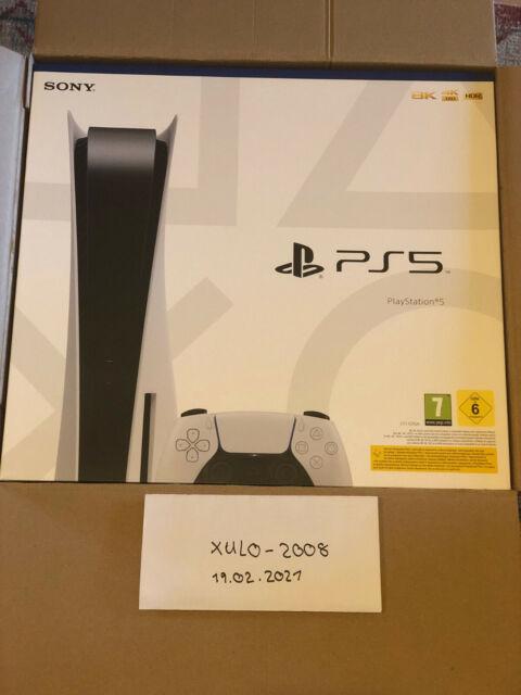 Sony Playstation 5 (PS5) Disc Edition Neu mit Rechnung - Schneller Versand