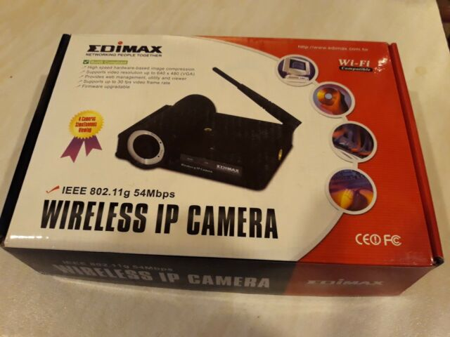 Edimax IC-1500 Network Camera Drivers (2019)