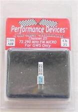 GWS 72Mhz FM Micro Receiver Crystal (Channel 25)