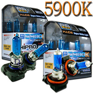 hid xenon halogen light bulbs toyota camry 2007 2008 2009 2010 2015 low amp. Black Bedroom Furniture Sets. Home Design Ideas