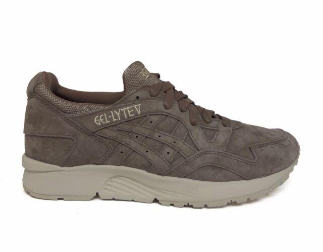 07607bbb Asics Men's GEL-LYTE V TAUPE GREY Shoes H736L-1212 b