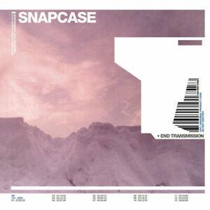 Snapcase-End-Transmission-CD-OVP-NEW-NEUWARE-Hardcore-Victory-Records