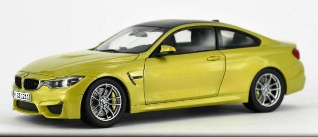 Paragon 97103 bmw m4 coupé-Austin Yellow 1//18