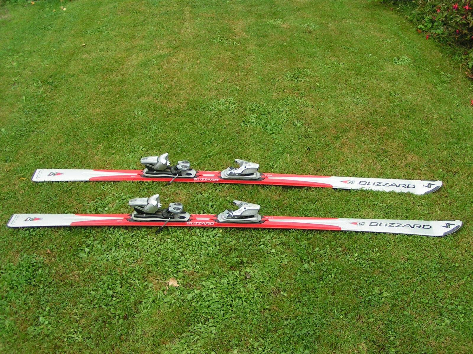Set of Blizzard 193CM Sigma M Skis