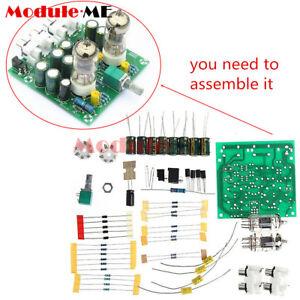 Details about 6J1 Tube Preamp Amplifier Board Pre-amp Headphone Buffer Kits  DIY Assortment UK