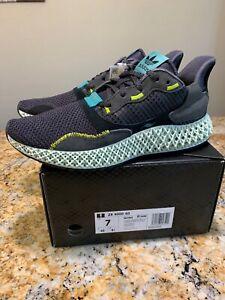 sports shoes fc114 5904b Details about Adidas ZX 4000 4D Carbon Size 7 100% Authentic