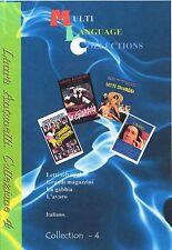 Laura Antonelli. Collezione 4 di 4 film. NO Subtitles 4 movies collection 4.