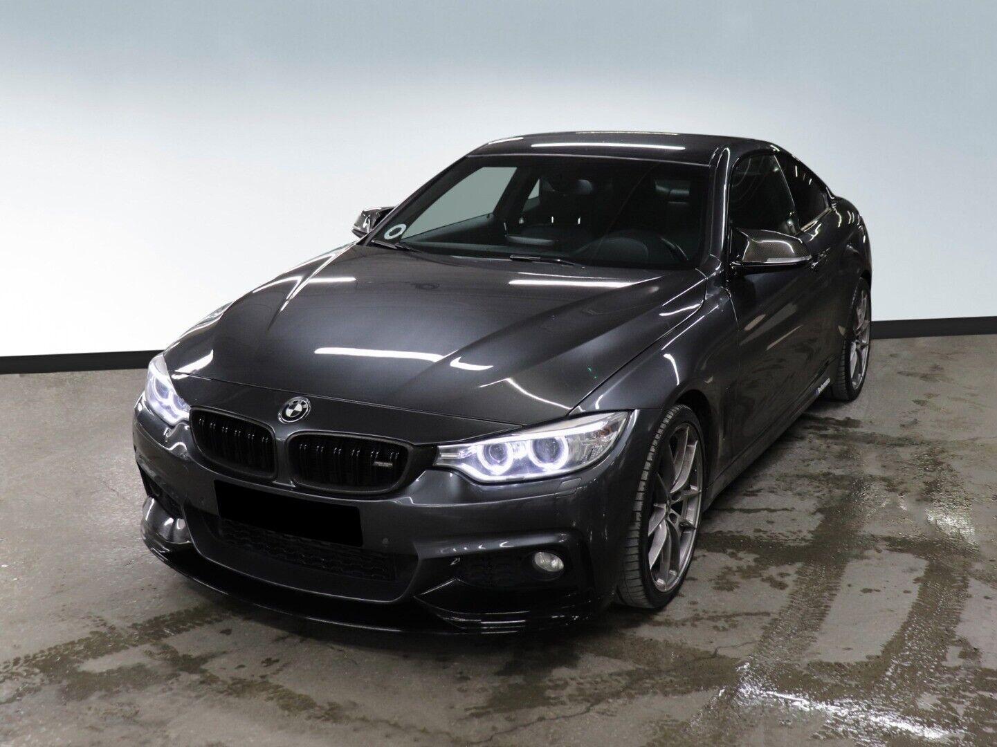 BMW 428i 2,0 Coupé aut. 2d