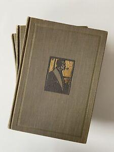 Conan Doyle's Best Books 3 Vol. Complete Sherlock Holmes Edition HC Circa 1920