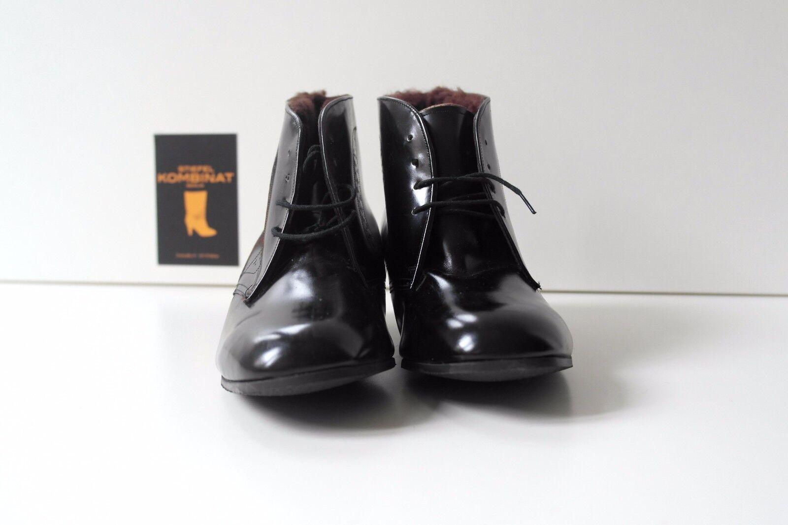 Wolko Carmen True Vintage Femmes Chaussures Basses Hiver Chaussures Chaussures Chaussures Chaussure Lacée nos UK 5 b3b60e
