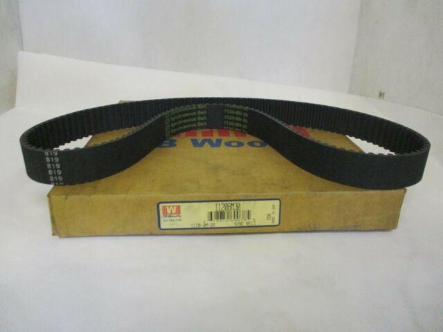 D/&D PowerDrive 640-8M-30 Timing Belt