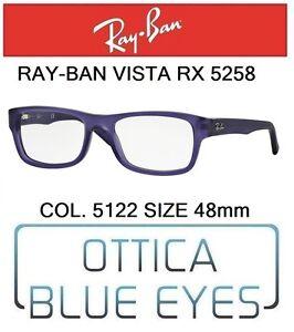 c2c605a367 Caricamento dell immagine in corso Occhiali-da-Vista-RAYBAN -RX5268-col-5122-48mm-