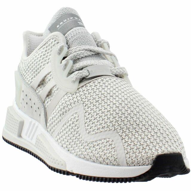 buy online 19d48 403b7 adidas Mens Size 13 EQT Cushion ADV Originals Running Grey White Shoes  CQ2376