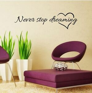 Wall-Stickers-Removable-Art-Vinyl-Quote-Decal-Mural-Home-Room-DIY-Decor-Windows