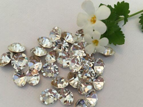 39ss REPAIR GF Post Free Swarovski Crystal Diamante Rhinestones #1100  18ss
