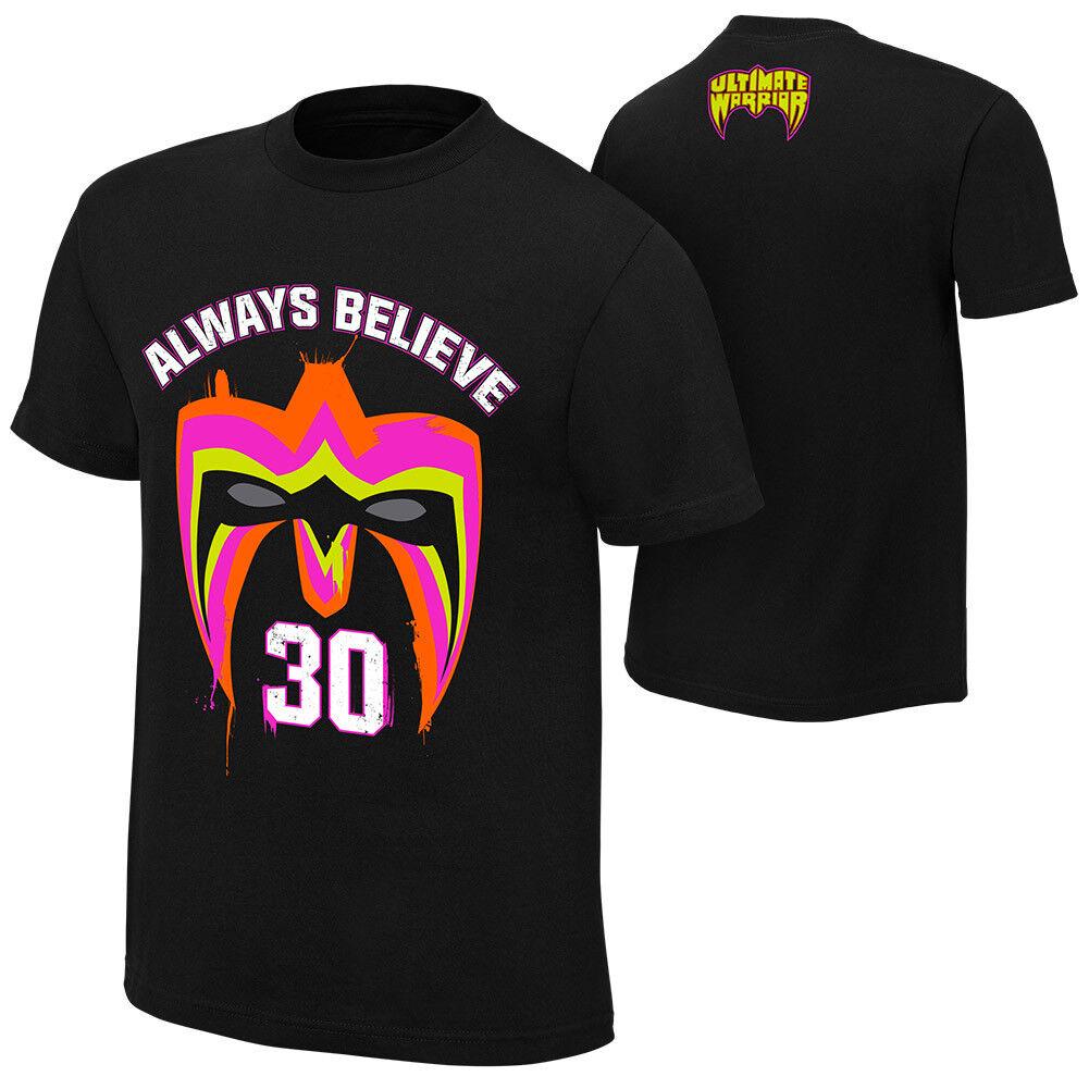 Official WWE - Ultimate Warrior  30 Years Years Years  Special Edition T-Shirt    Der Schatz des Kindes, unser Glück    Billiger als der Preis    Merkwürdige Form  4be5f3