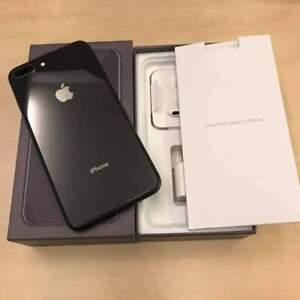 USED Apple iPhone 8 Plus 64GB Space Gray - Factory Unlocked
