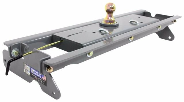B U0026w Turnover Ball Gooseneck Trailer Hitch For 2015