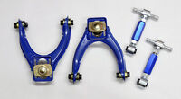 Honda Civic 96-00 Front Control Arms & Rear Camber Kit - Blue
