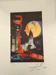 Candide Salvador Dali Litografia I Tarocchi 50 X 65 Canson Edizione Home Dali - Da59