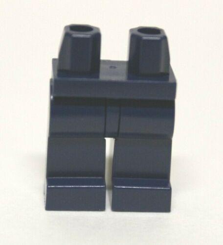 Lego® 2 Hosen Beine 970c00 dark blue Minifig new unbespielt