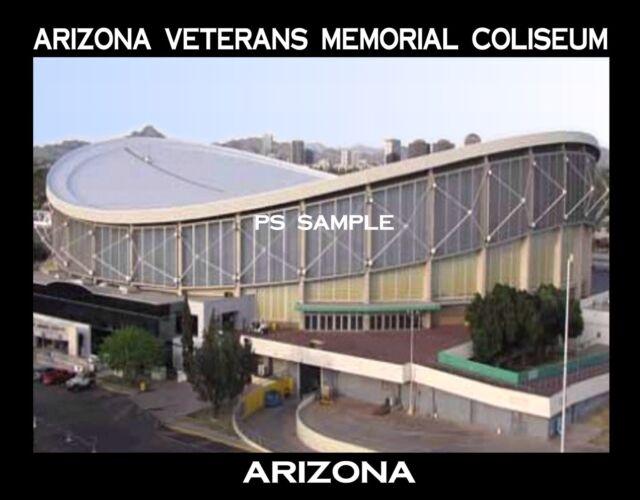 Arizona Veterans Memorial Coliseum - Flexible Souvenir Fridge Magnet for  sale online | eBay