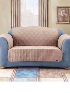 Remarkable Details About Sure Fit Sofa Covers For Dogs Pet Loveseat Cover Furniture Protecto Used Squirreltailoven Fun Painted Chair Ideas Images Squirreltailovenorg