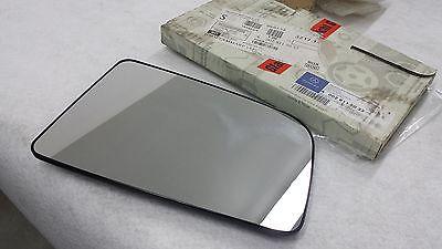 Spiegelglas oben links PEUGEOT BOXER 1999-2006 unbeheizt für manuelle Spiegel