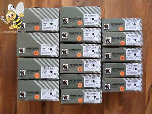 Indasa-Schleifscheiben-125mm-8-1H-Festo-Lochung-verschiedene-Koernung-Klett