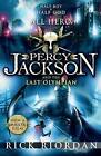 Percy Jackson and the Last Olympian by Rick Riordan (Paperback, 2009)