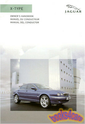 Other Car Manuals 2006 JAGUAR S-TYPE OWNERS MANUAL 06 S TYPE BOOK ...