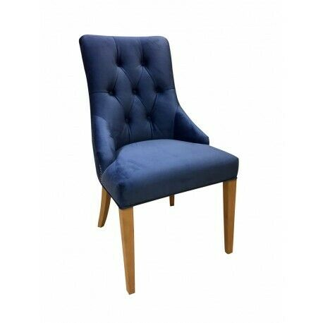 Chesterfield Set 20x Armchair Dining Chair Fabric Upholstery CAFE GASTRO Dining