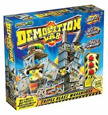 NEW SmartLab Toys Built It Demolition Lab Triple Blast Warehouse