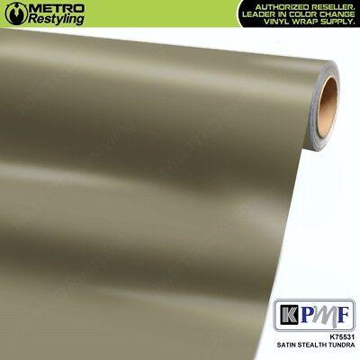 KPMF K75553 METRO SATIN NERO Vinyl Vehicle Car Wrap Decal Film Sheet Roll