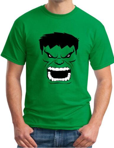 L/'incroyable Hulk Avengers Marvel Comics Super Héros T-SHIRT ENFANTS