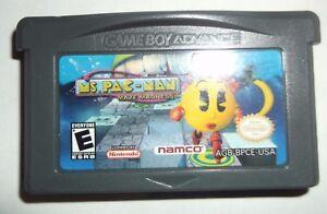 Ms-Pac-Man-Maze-Madness-Nintendo-Game-Boy-Advance-2004-CARTRIDGE-ONLY