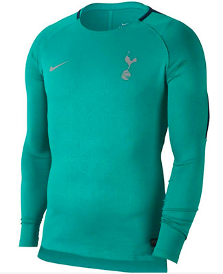 Nike Dri Fit Tottenham Hotspur Squad Thermal Jersey Shirt Men Fc Training Soccer Ebay