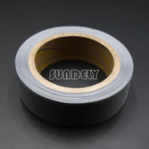 20mm Textile Repair Tape Seam Sealing Waterproof Jacket Patch Gear Light Gray