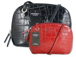 Image Is Loading Osprey London Women 039 S Cross Body Handbag