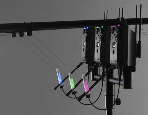 Delkim Slimlite Indikator Set Beleuchtung Anhänger Lila//Indicateurs//Fischen
